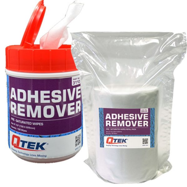 Adhesive Remover Wipes