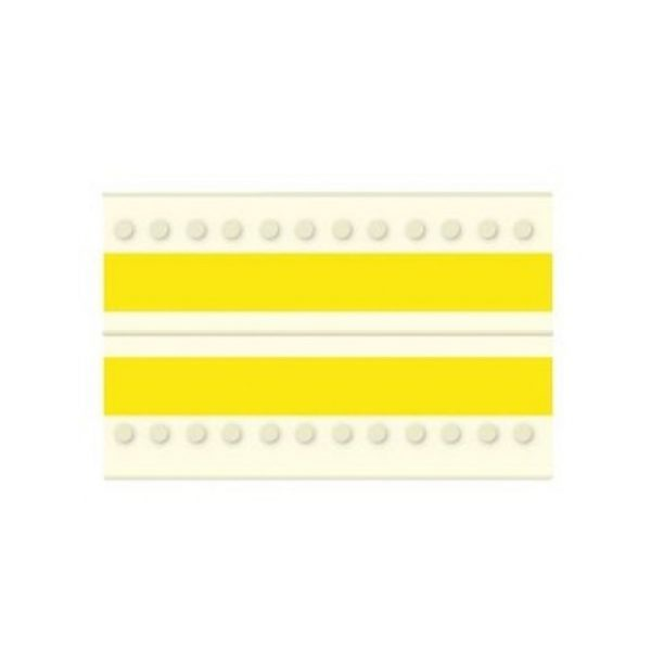 Perforated Double Splice Tape – Yellow 2